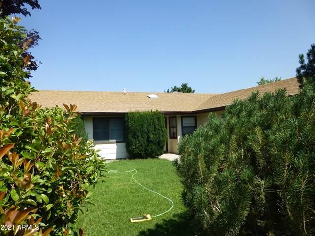 129 N Firesky Lane, Chino Valley, AZ 86323 (MLS #6278142) :: The Daniel Montez Real Estate Group