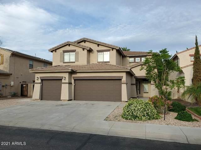 15613 N 174TH Lane, Surprise, AZ 85388 (MLS #6278144) :: Elite Home Advisors