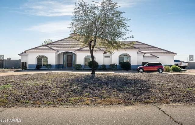30605 W Mckinley Street, Buckeye, AZ 85396 (MLS #6278169) :: The Bole Group | eXp Realty