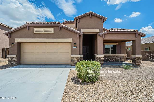 4997 S 237TH Drive, Buckeye, AZ 85326 (MLS #6278173) :: Klaus Team Real Estate Solutions