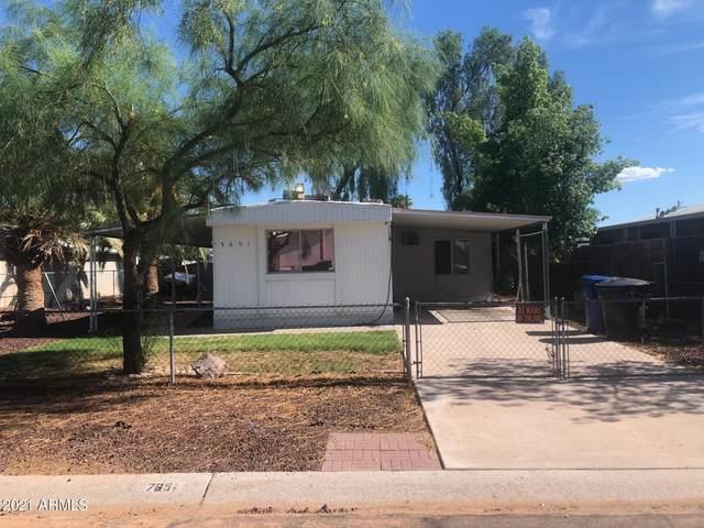 7651 E Harmony Avenue, Mesa, AZ 85209 (MLS #6278183) :: Yost Realty Group at RE/MAX Casa Grande