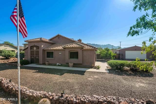 885 N Roadrunner Road, Apache Junction, AZ 85119 (MLS #6278195) :: Elite Home Advisors