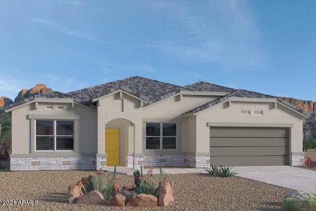 1077 W Castle Court, Casa Grande, AZ 85122 (MLS #6278206) :: Yost Realty Group at RE/MAX Casa Grande