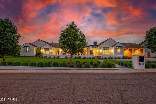 4218 N 57TH Way, Phoenix, AZ 85018 (MLS #6278270) :: Klaus Team Real Estate Solutions