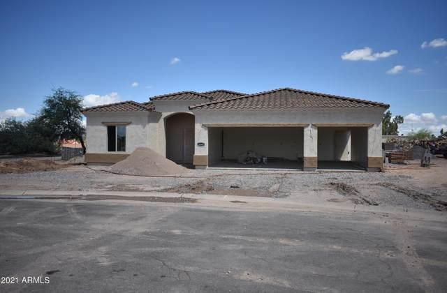 14347 S Brook Hollow Road, Arizona City, AZ 85123 (MLS #6278302) :: Dave Fernandez Team | HomeSmart