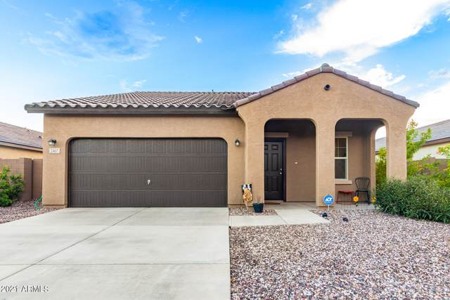 2407 E San Miguel Drive, Casa Grande, AZ 85194 (MLS #6278343) :: My Home Group