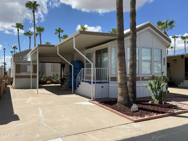 1142 S Sioux Drive, Apache Junction, AZ 85119 (MLS #6278388) :: Klaus Team Real Estate Solutions