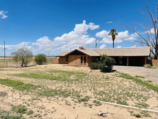 10440 E Vah Ki Inn Road, Valley Farms, AZ 85191 (MLS #6278401) :: The Riddle Group