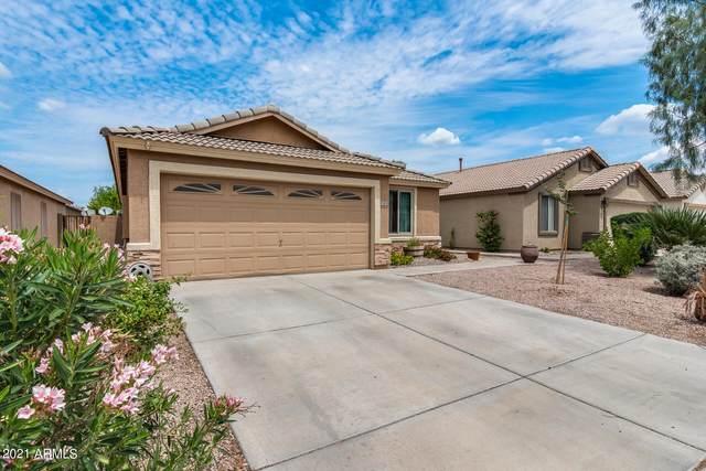 11410 W Pinehollow Drive, Surprise, AZ 85378 (MLS #6278423) :: Executive Realty Advisors