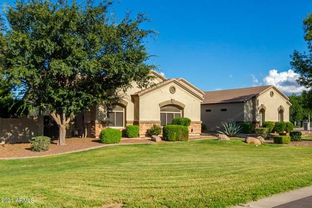 22949 S 193RD Street, Queen Creek, AZ 85142 (MLS #6278462) :: Executive Realty Advisors