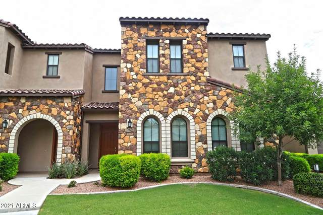 4777 S Fulton Ranch Boulevard #2020, Chandler, AZ 85248 (MLS #6278471) :: Executive Realty Advisors