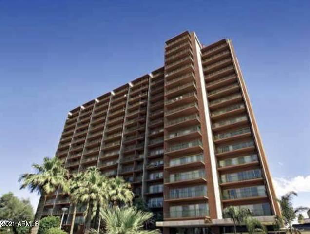 4750 N Central Avenue 3R, Phoenix, AZ 85012 (MLS #6278517) :: Yost Realty Group at RE/MAX Casa Grande