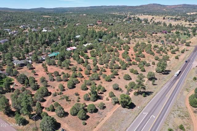 Tract A W Highway 260, Show Low, AZ 85901 (MLS #6278519) :: Dave Fernandez Team | HomeSmart