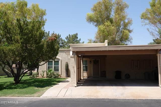 658 S 77TH Street, Mesa, AZ 85208 (MLS #6278590) :: Klaus Team Real Estate Solutions