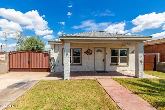 910 W Cocopah Street, Phoenix, AZ 85007 (MLS #6278718) :: Yost Realty Group at RE/MAX Casa Grande