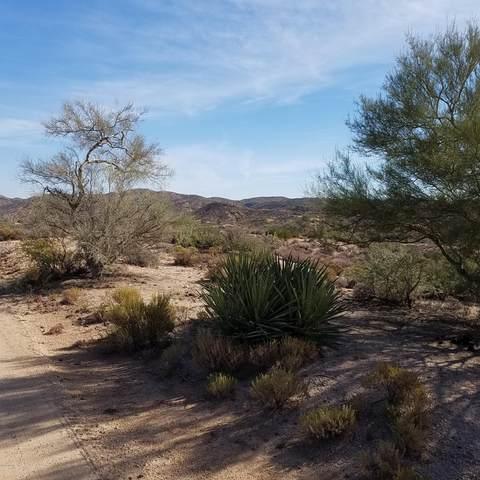 0 N Florence Kelvin Highway, Florence, AZ 85132 (MLS #6278722) :: ASAP Realty