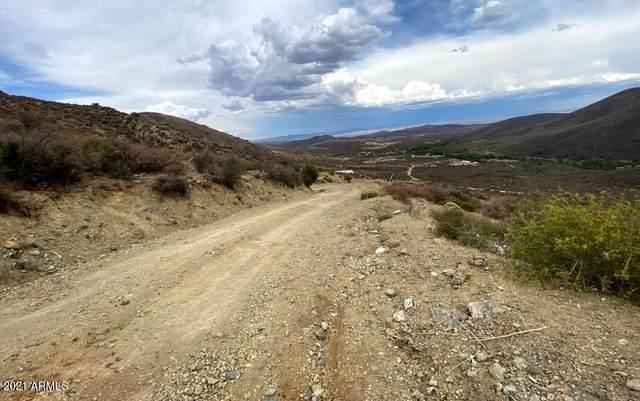 123 Hawk Mountain Trail, Mayer, AZ 86333 (MLS #6278741) :: Conway Real Estate