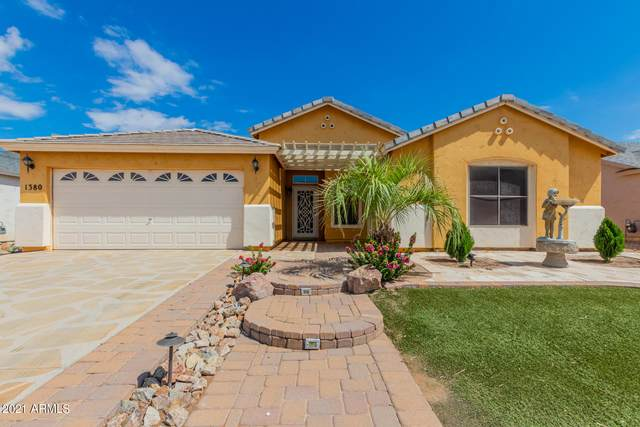 1380 E Silverbrush Trail, Casa Grande, AZ 85122 (MLS #6278770) :: Klaus Team Real Estate Solutions