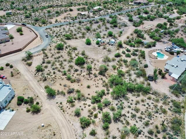 0000 E Broken Arrow Lane, Gold Canyon, AZ 85118 (MLS #6278777) :: Service First Realty