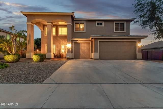 43273 W Knauss Drive, Maricopa, AZ 85138 (MLS #6278787) :: Klaus Team Real Estate Solutions
