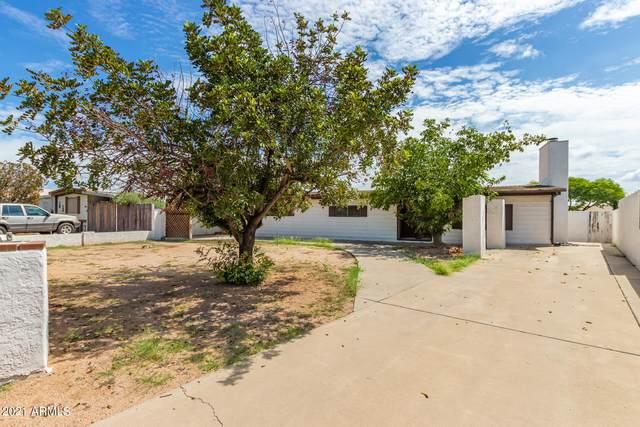 18835 N 25TH Way, Phoenix, AZ 85050 (MLS #6278806) :: Zolin Group