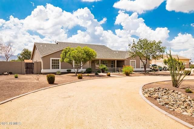 7220 N 175TH Avenue, Waddell, AZ 85355 (MLS #6278840) :: Elite Home Advisors