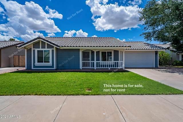 1429 E Ironwood Drive, Chandler, AZ 85225 (MLS #6278889) :: Yost Realty Group at RE/MAX Casa Grande