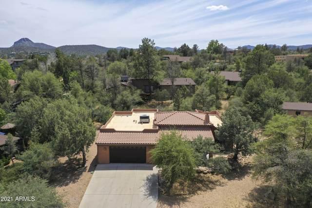 1 Pine Ridge, Prescott, AZ 86305 (MLS #6278907) :: Elite Home Advisors