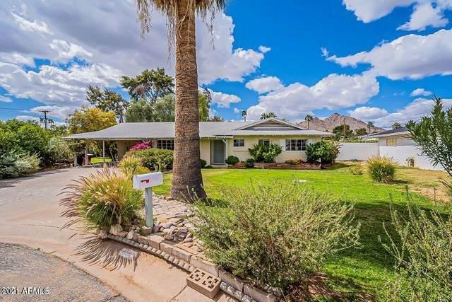 4808 N 69TH Street, Scottsdale, AZ 85251 (MLS #6278926) :: Yost Realty Group at RE/MAX Casa Grande