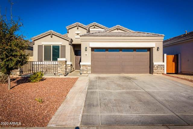 17181 N Moreno Place, Maricopa, AZ 85138 (MLS #6278955) :: Klaus Team Real Estate Solutions