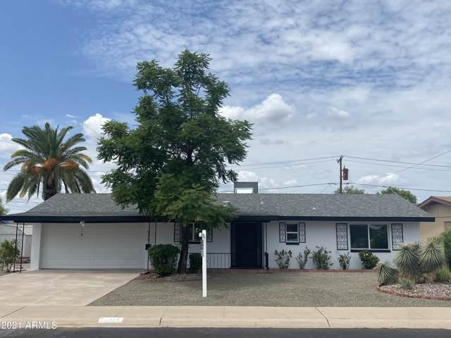 418 N 56TH Place, Mesa, AZ 85205 (MLS #6278964) :: Executive Realty Advisors