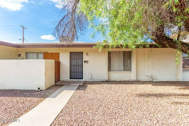 5331 W Thomas Road #13, Phoenix, AZ 85031 (MLS #6278985) :: ASAP Realty