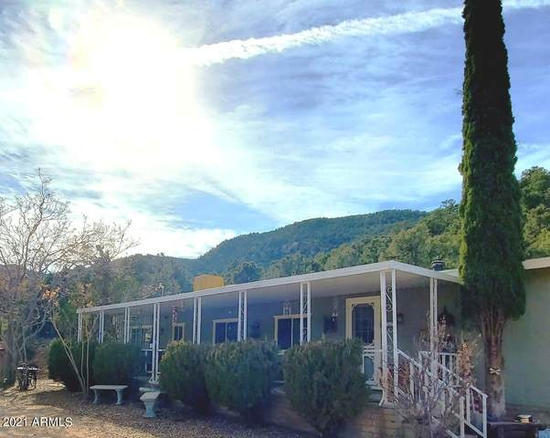 3245 S Hualapai Mountain Road, Kingman, AZ 86401 (MLS #6279000) :: Klaus Team Real Estate Solutions