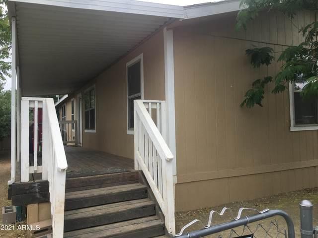 17199 E Lakeview Drive, Mayer, AZ 86333 (MLS #6279003) :: Yost Realty Group at RE/MAX Casa Grande