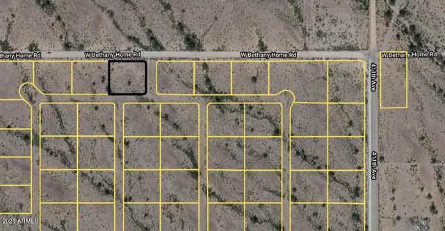 0 W Bethany Home Rd, Tonopah, AZ 85354 (MLS #6279005) :: Yost Realty Group at RE/MAX Casa Grande