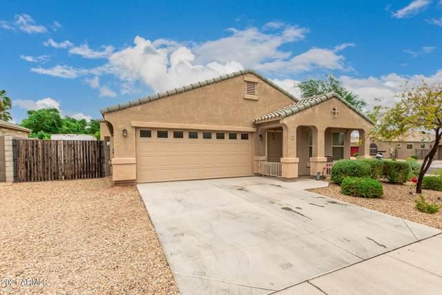 1144 E Jahns Drive, Casa Grande, AZ 85122 (MLS #6279098) :: CANAM Realty Group