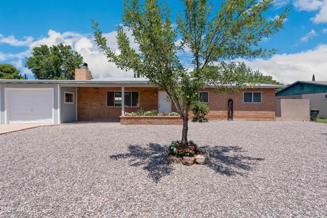 547 Raymond Drive, Sierra Vista, AZ 85635 (MLS #6279144) :: Yost Realty Group at RE/MAX Casa Grande