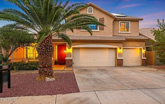 12734 N 149th Drive, Surprise, AZ 85379 (MLS #6279180) :: Dave Fernandez Team | HomeSmart