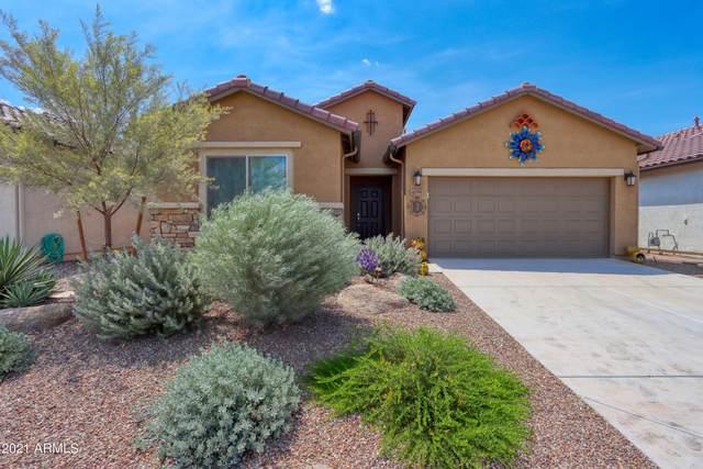4091 W Winslow Way, Eloy, AZ 85131 (MLS #6279193) :: Executive Realty Advisors