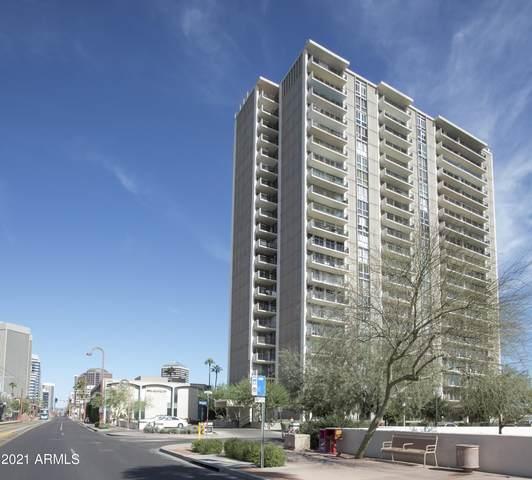 2323 N Central Avenue #1005, Phoenix, AZ 85004 (MLS #6279217) :: The Ellens Team