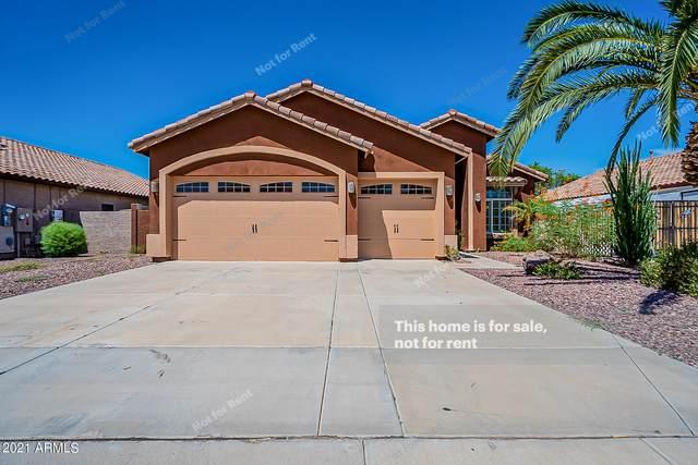 10842 W Angels Lane, Sun City, AZ 85373 (MLS #6279272) :: Elite Home Advisors