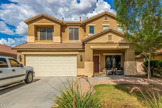3039 N 303RD Drive, Buckeye, AZ 85396 (MLS #6279321) :: Executive Realty Advisors