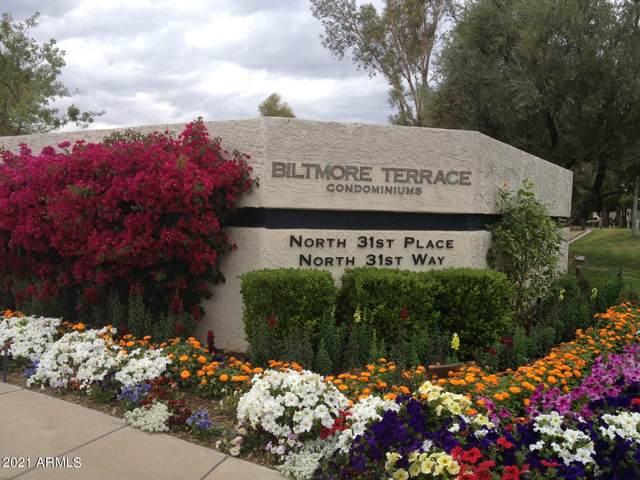 5132 N 31ST Way #147, Phoenix, AZ 85016 (MLS #6279337) :: Arizona Home Group