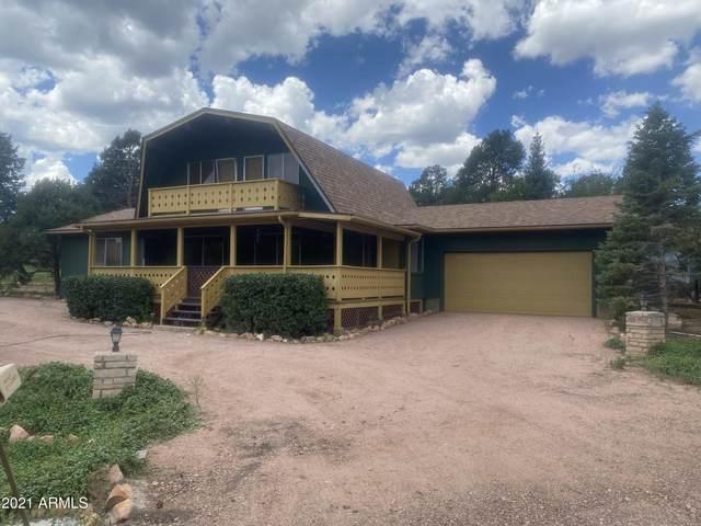 2024 Broken Arrow Road, Overgaard, AZ 85933 (MLS #6279361) :: Arizona 1 Real Estate Team