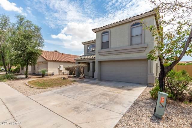 16655 W Belleview Street, Goodyear, AZ 85338 (MLS #6279416) :: The Riddle Group