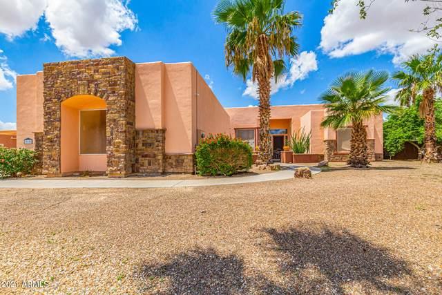 10650 N Geronimo Drive N, Casa Grande, AZ 85122 (MLS #6279430) :: Executive Realty Advisors
