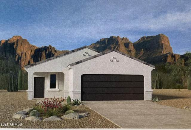 35443 W San Ildefoanso Avenue, Maricopa, AZ 85138 (MLS #6279453) :: Elite Home Advisors