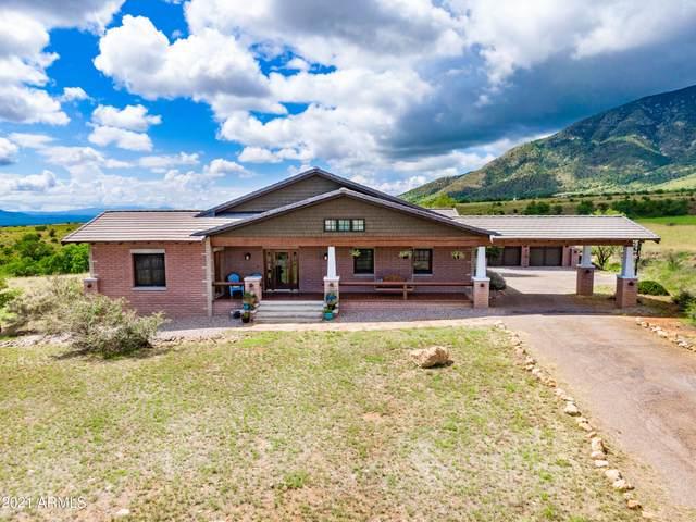6140 E Darley Drive, Hereford, AZ 85615 (MLS #6279544) :: Klaus Team Real Estate Solutions