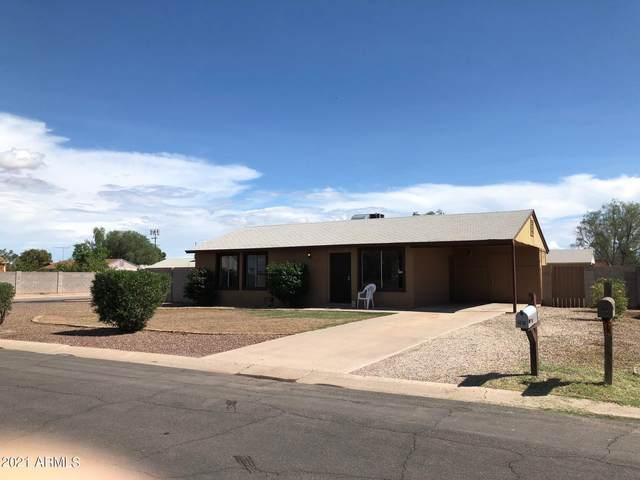 207 E Denvil Street, Casa Grande, AZ 85122 (MLS #6279555) :: Yost Realty Group at RE/MAX Casa Grande