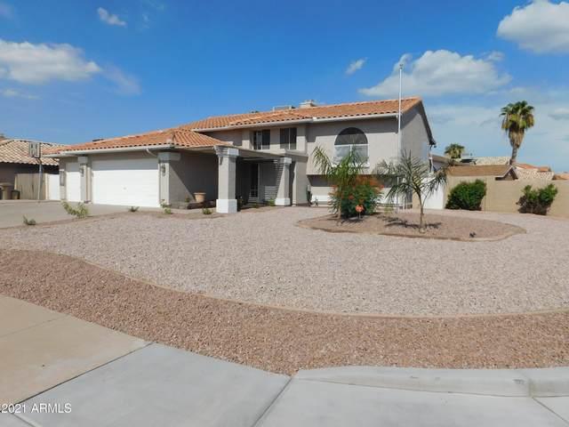 12709 N 72ND Avenue, Peoria, AZ 85381 (MLS #6279583) :: Elite Home Advisors
